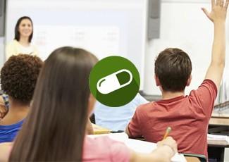 Prevenção ao uso de drogas inserido no cotidiano escolar